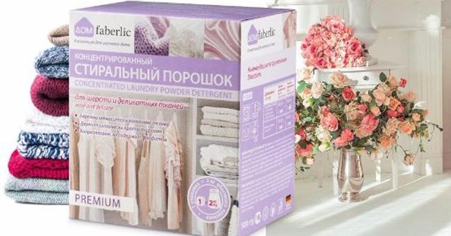 Detergent Faberlic Romania