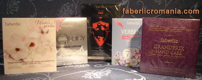 Faberlic cadouri