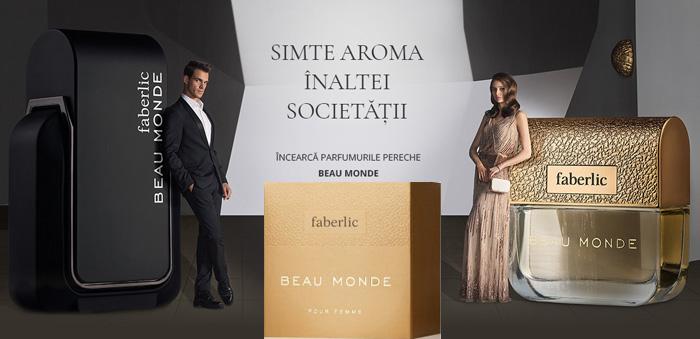 Faberlic parfumuri beau Monde