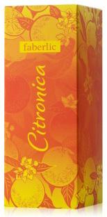 Faberlic Citronica parfum