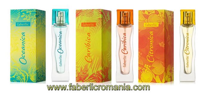 Faberlic apa de parfum