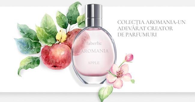Parfumuri Faberlic colectia Aromania