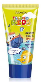 Faberlic pasta de dinti copii