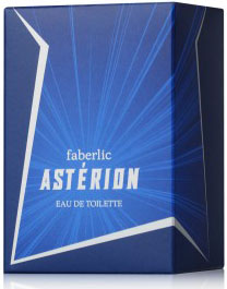 Parfum Asterion Faberlic