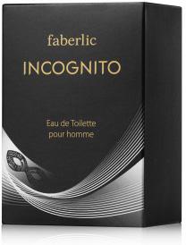 Parfum Incognito Faberlic