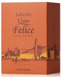 Uomo Felice Faberlic