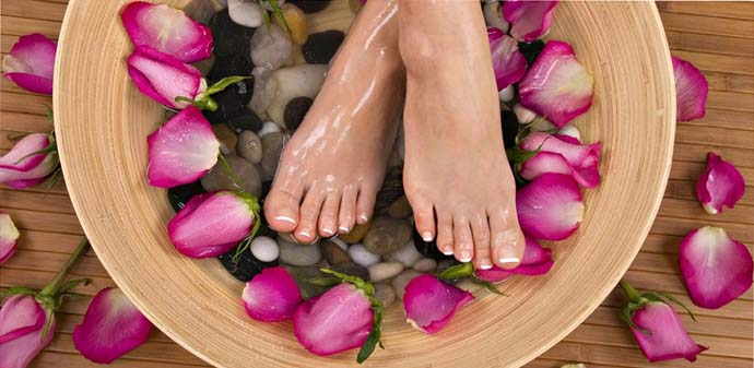 Ciorapi pedichiură Faberlic