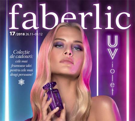 Catalog Faberlic Decembrie 2018
