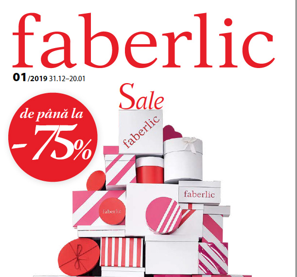 Catalog Faberlic 2019