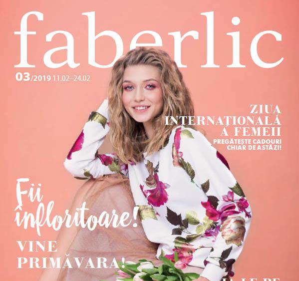 Catalog Faberlic C3 Februarie 2019
