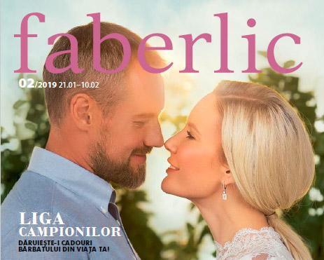 Catalog Faberlic februarie 2019