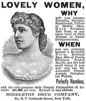 Inventarea cosmeticelor
