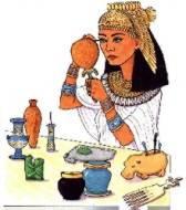 Istoria cosmeticii Egipt
