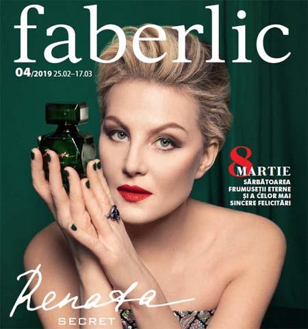 Catalog Faberlic C4 martie
