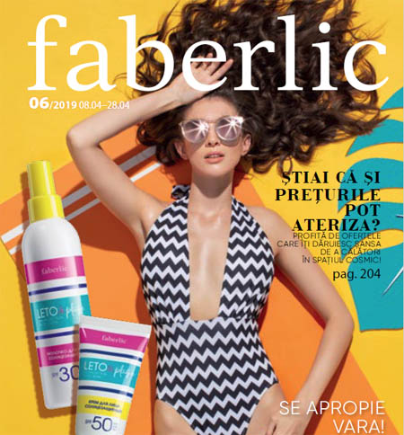 Catalog Faberlic aprilie C6