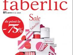 Catalog Faberlic 2019 prima campanie din an