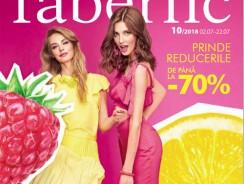 Catalog Faberlic Campanie 10: iulie 2018