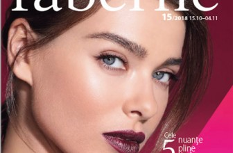 Catalogul Faberlic octombrie-noiembrie