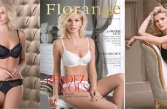Faberlic Romania: catalog Florange pentru lenjerie intima