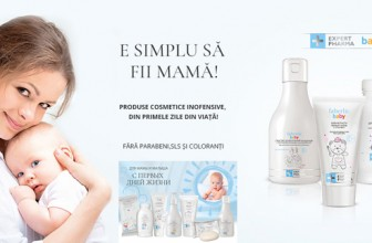Faberlic România: cosmetice pentru bebeluşi