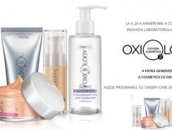 Faberlic România: alege cosmeticele pe baza de oxigen