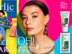 Faberlic România catalog nou la început de drum