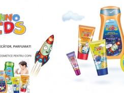 Faberlic: linia de cosmetice pentru copii Techno Kids