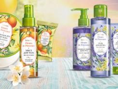 Noile cosmetice Faberlic cu parfumul florilor de Provence