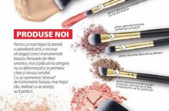 Faberlic România: pensule pentru machiaj